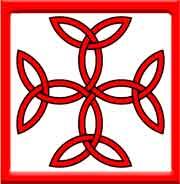 cruz carolingia