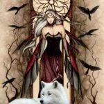 Morrigan Diosa De La Mitología Celta