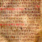 La invención de las runas