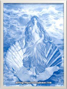 Afrodita Diosa griega del amor