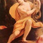 Apolo dios griego olímpico de la música