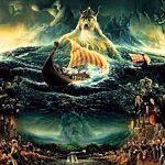 Mito de la creación del mundo Nórdico