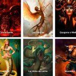 Criaturas y monstruos míticos de la mitología griega
