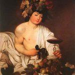 El Dios Griego del Olimpo Dionisio