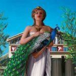 Hera, diosa del cielo