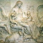 Gaia mitología, diosa de la tierra griega