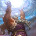 La historia del dios Urano