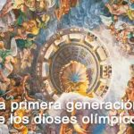 La primera generación de los dioses olímpicos